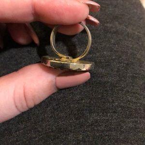 Tarina Tarantino Jewelry - Tarina Tarintino Hippy HK Ring